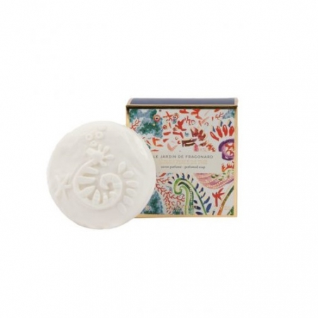 Le Jardin de Fragonard Soap Jasmin Perle de The 150gm