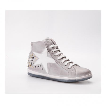 The high top - grey