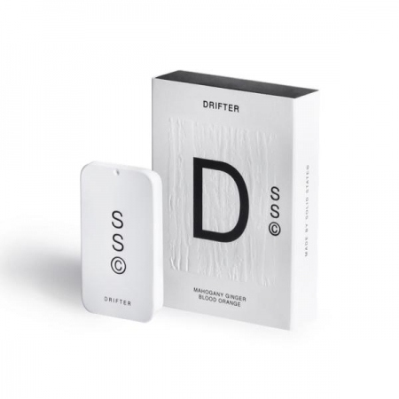 Solid State pocket size men colognes - Drifter