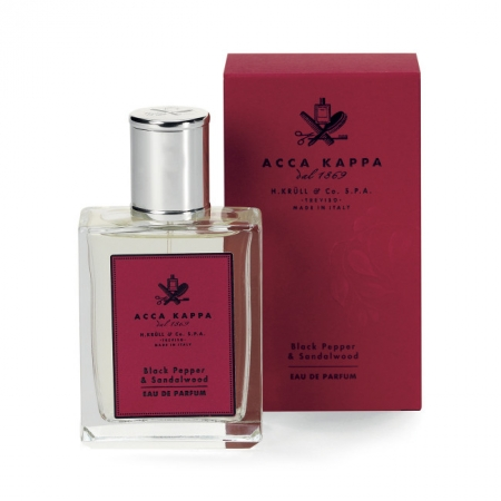 Acca Kappa Black Pepper and Sandalwood Eau de Parfum