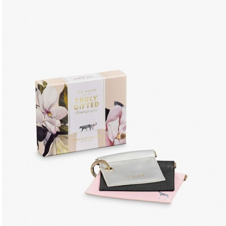 Ted Baker Jewellery Pouch Set