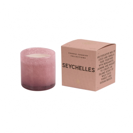 French Country Seychelles candles