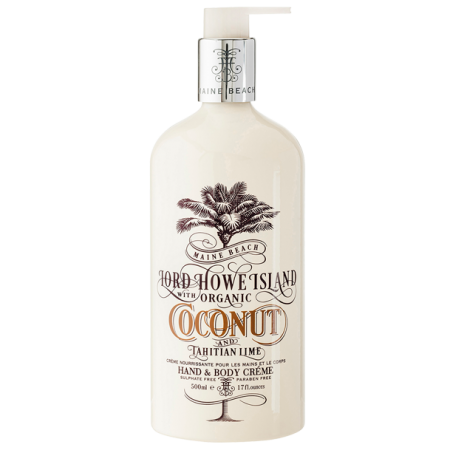 Lord Howe Hand and Body Crème