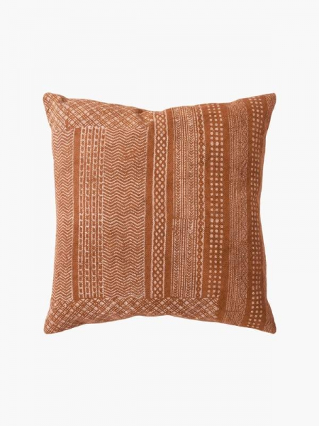 Shimla Cushion-clay